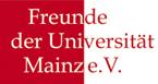 Logo: Freunde der Johannes Gutenberg-Universität Mainz e.V.